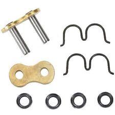 EK 530 MVXZ Gold Chain Rivet Type Master link only Connecting link rivet style