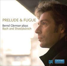 NEW - Bach/Shostakovich: Prelude & Fugue by Glemser, Bernd