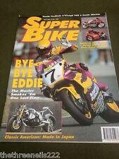 SUPERBIKE - TRIUMPH 900 - MAY 1993