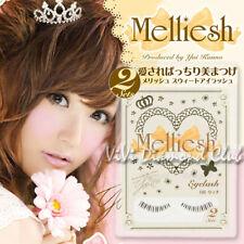 JAPAN Melliesh False Eyelashes No.6 RICH  2 pairs/ box