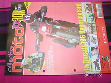 Fascicule Moto Joe Bar Team n°118 Ducati 796 Guzzi 250 Airone SIRE Alex Vieira