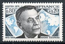 STAMP / TIMBRE FRANCE NEUF N° 1858 **  ANDRE SIEGFRIEG