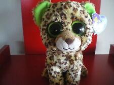 Ty Beanie Speckles Boos 15 Cm Leopard Boo ´s Glubschi Wild Cat