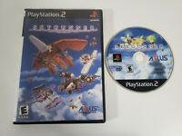 Sky Gunner (Sony PlayStation 2 PS2 2002) - Disc Only - Tested, Works