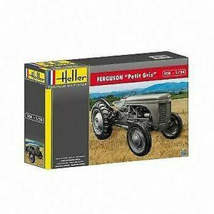 Heller 1/24 Ferguson TE-20 Petit gris / Little Grey Fergie # 81401