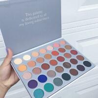 Pro 35 Colors Makeup Eyeshadow Palette Shimmer Matte Eye Shadow Cosmetics Beauty
