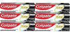 Colgate Total Whitening Charcoal Toothpaste 4.8oz, Exp 4/23, Lot of 6