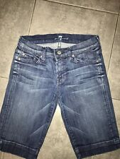 7 For All Mankind Denim Shorts - Brand New and Never Worn