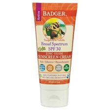 Badger Broad Spectrum Sunscreen Kids SPF 30 87ml