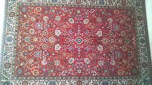 7'x10' Magnificent  Rug Carpet    6,5 x 9,6 Ft  Vtg 70s
