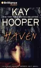 Bishop/Special Crimes Unit: Haven 13 by Kay Hooper (2012, CD, Abridged)