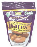 USDA ORGANIC Dates Grown in California 2.5 Lb KOSHER