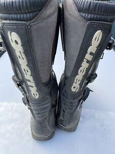 Gaerne cypher mx  boots sz 12