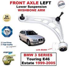 1x Asse Ant SX Braccio Oscillante Inferiore per BMW 3 Touring E46 Familiare