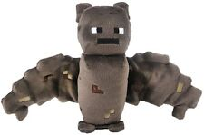 "Authentic Minecraft Bat Plush, 7"" Cute Gift Baby Licensed Jazware Halloween Xmas"