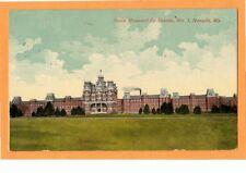 Nevada Missouri Postcard - State Hospital for Insane - Asylum
