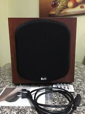 B&W '' ASW 700 SUBWOOFER ACTIVE '' COLORE ROSENUT ''