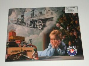HTF LIONEL CLASSIC TRAINS 2002 VOLUME 2 Catalog 108 pages AMERICANA