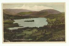 Grasmere from Silver How old postcard