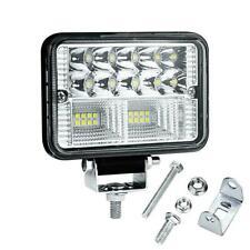 26x LEDS Work Lights 12V 24V Off Road Flood Spot Lamps Truck New SUV For Ca B6C2