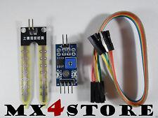 Bodenfeuchtesensor LM393 einstellbar Sensor Feuchtigkeit Arduino