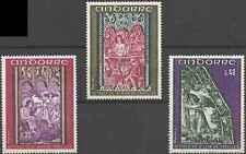 Timbres Arts Andorre 206/8 ** lot 14327