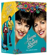 Laverne & Shirley: Complete TV Series Seasons 1 2 3 4 5 6 7 8 Boxed DVD Set NEW!