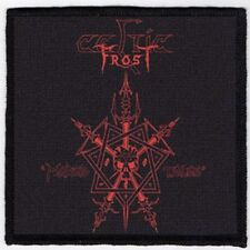 CELTIC FROST PATCH / SPEED-THRASH-BLACK-DEATH METAL