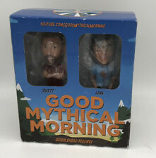 Good Mythical Morning Rhett and Link BobbleHeads YouTube Show Collectible