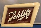 Schlitz Vintage Beer Sign
