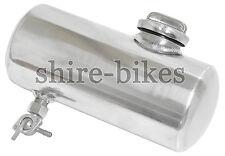 Universal Aluminium Alloy Reserve Auxiliary Horizontal Header, Catch, Fuel, Tank