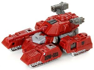 Transformers Generations WARPATH deluxe tank