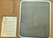 NOS 1970-80s Jeep CJ Aluminum Grille Guard - 82200849 - New Old Stock - #42