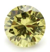 Peridot Golden/Green. Cubic Zirconia  1-12 mm  Loose Stones Very Best Quality