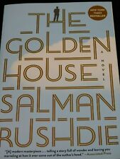 The Golden House : A Novel by Salman Rushdie (2018, Paperback) - 4F