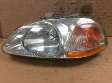 96 97 98 Civic L Left Driver Side Front Light Beam Headlight Used OEM
