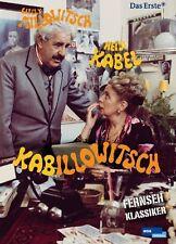 Kabillowitsch - (Heidi Kabel, Willy Millowitsch) DVD NEU + OVP!