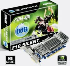 BRAND NEW ASUS GeForce EN210 Silent 1GB DDR3 HDMI DVI VGA Graphics Video Card