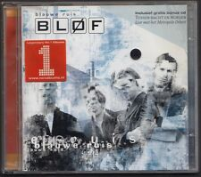 BLOF Blauwe Ruis LIMITED EDITION  DOUBLE CD WITH LIVE METROPOLE ORCHESTRA