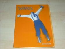 56146) Toyota Yaris Pressemappe 09/1998