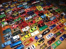 45 Spielzeugautos von Hot Wheels Matchbox Welly Majorette Siku Guter Zustand!