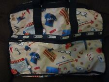 LeSportsac Large Weekender Secret Vacation, with large pouch, NWT