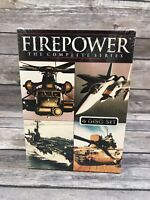 Firepower: The Complete Series (6-Disc DVD Set) Military Aerospace NEW Sealed