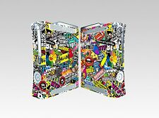 Bombing N262 Vinyl Decal Cover Skin Sticker for Xbox360 Console