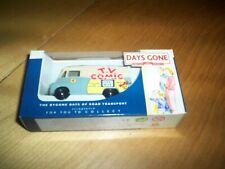 lledo days gone diecast model morris LD150 Van TV comic NIB