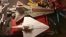 Star wars Clone Wars Acclamator class assault ship model kit (3d printed PLA)