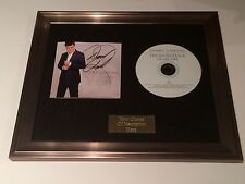 SIGNED/AUTOGRAPHED DONNY OSMOND -THE SOUNDTRACK OF MY LIFE FRAMED CD.THE OSMONDS