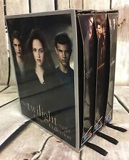 The Twilight Saga Game Collection 3 Games Unused Collector's Edition Complete