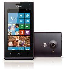Smartphone huawei ascend w1 Black-dual core 1.2 GHz Windows 8-nuevo/en el embalaje original