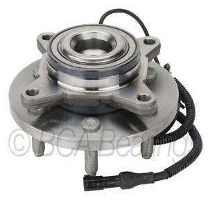 Wheel Bearing and Hub Assembly Front BCA Bearing WE61114 fits 09-10 Ford F-150
